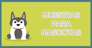 Muestras Gratis Mascotas