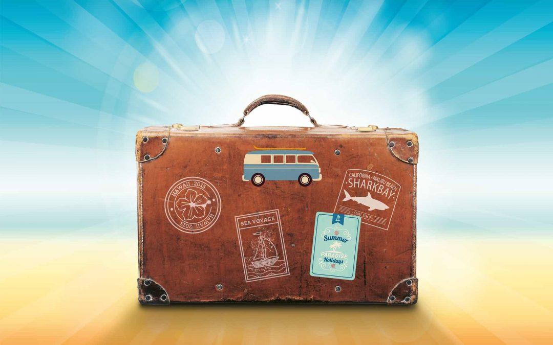 5 Consejos de belleza para viajes