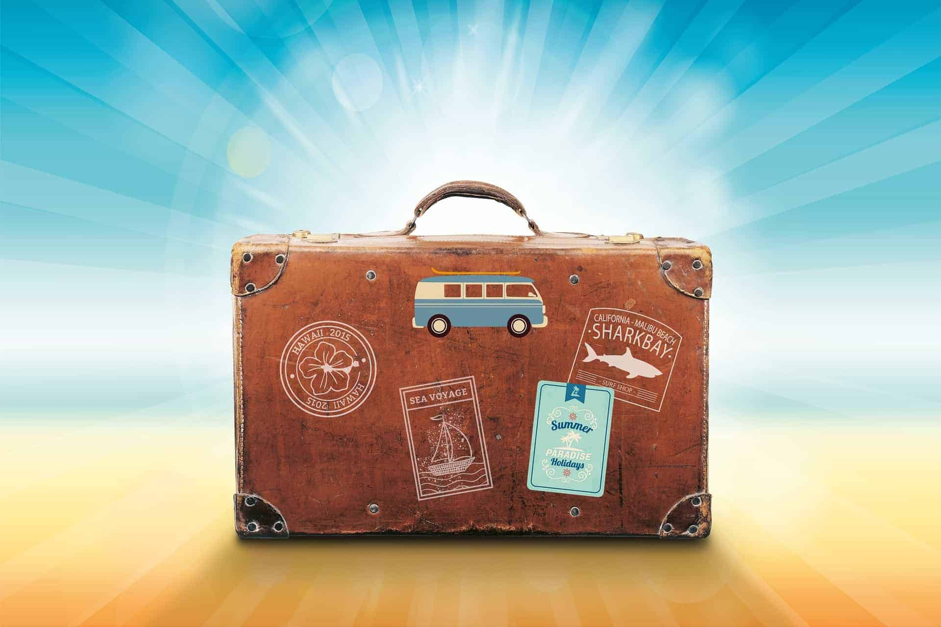 Muestras gratis viaje