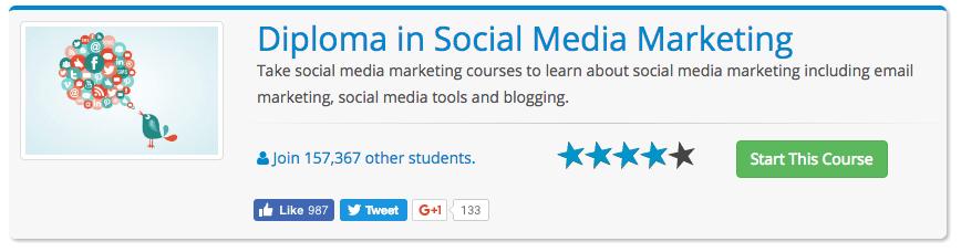 Curso Gratis Social Media Marketing