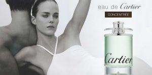 Muestras perfume Cartier