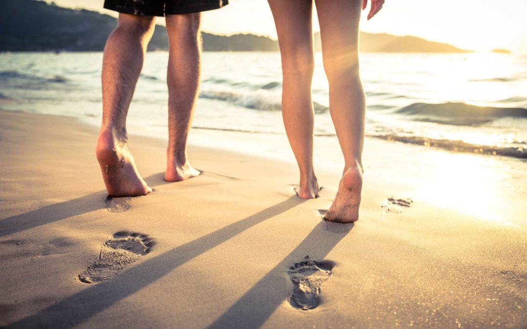 Las 5 playas más románticas de España