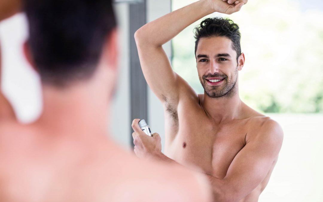Los 5 mejores desodorantes para hombre