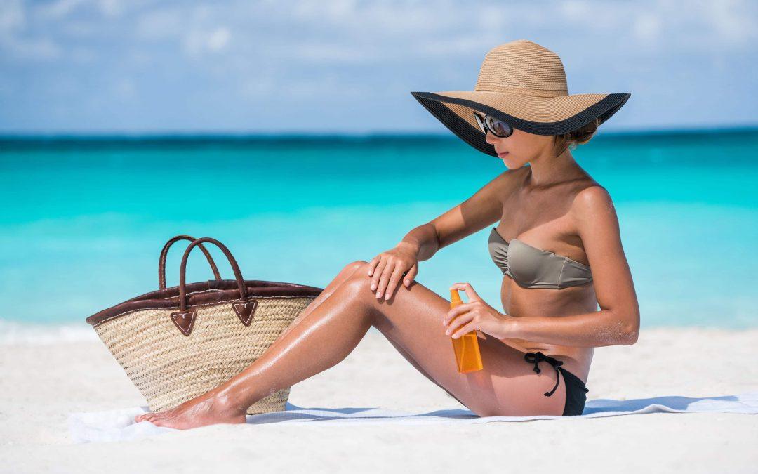 Los 10 mejores protectores solares corporales