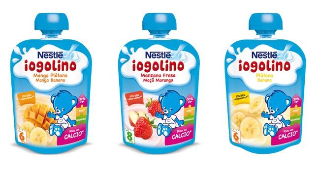 Cupones Descuentos Nestlé – bolsitas IOGOLINO