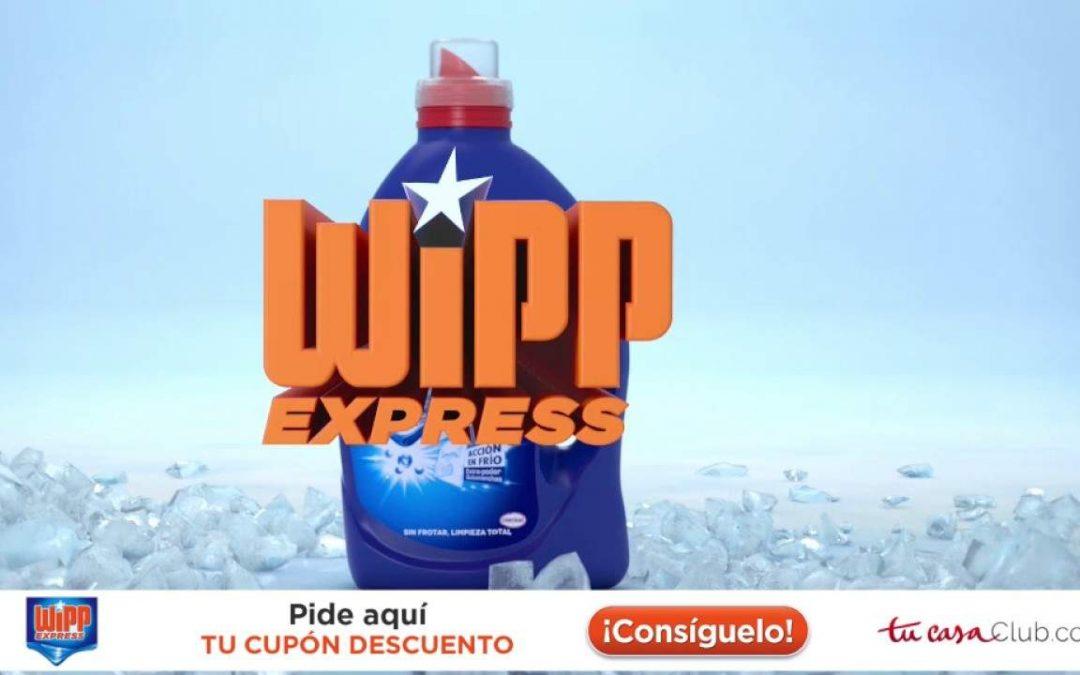 Cupones descuento Wipp Express