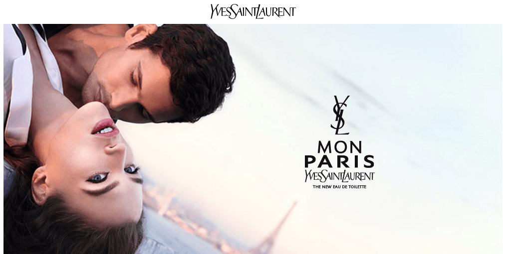 Descubrir Muestras gratis Yves Saint Laurent desde casa