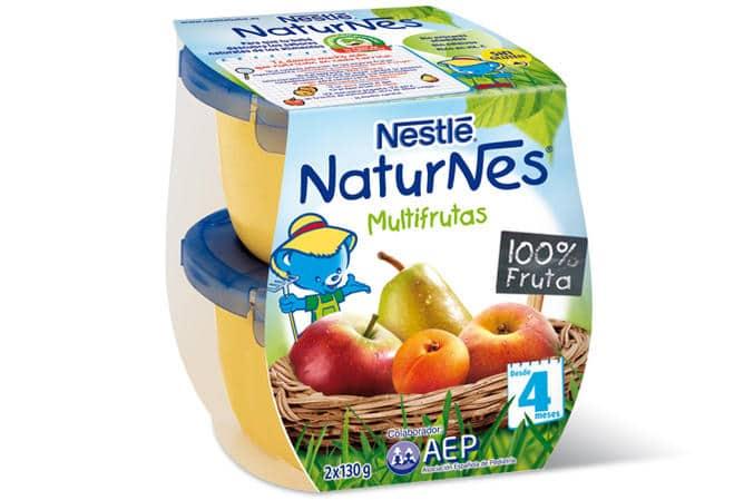 Cupones de descuento Nestlé: Tarritos Naturnes