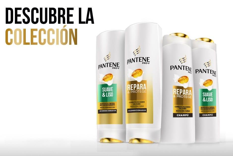 muestras gratis Pantene
