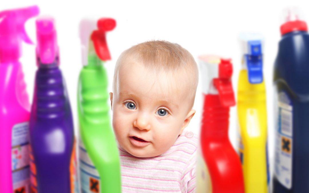 Descubre cómo proteger tu casa para un bebé