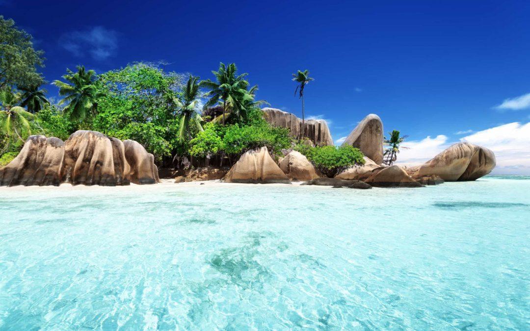 Los 5 destinos más paradisíacos del mundo