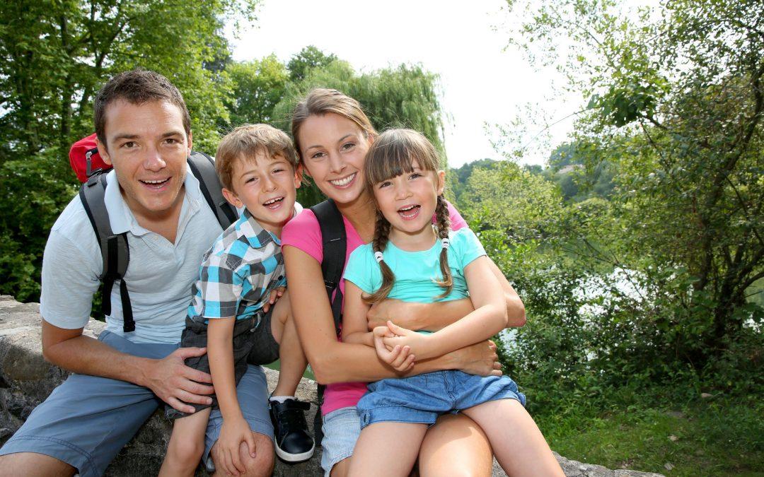 5 destinos para viajar con niños en España