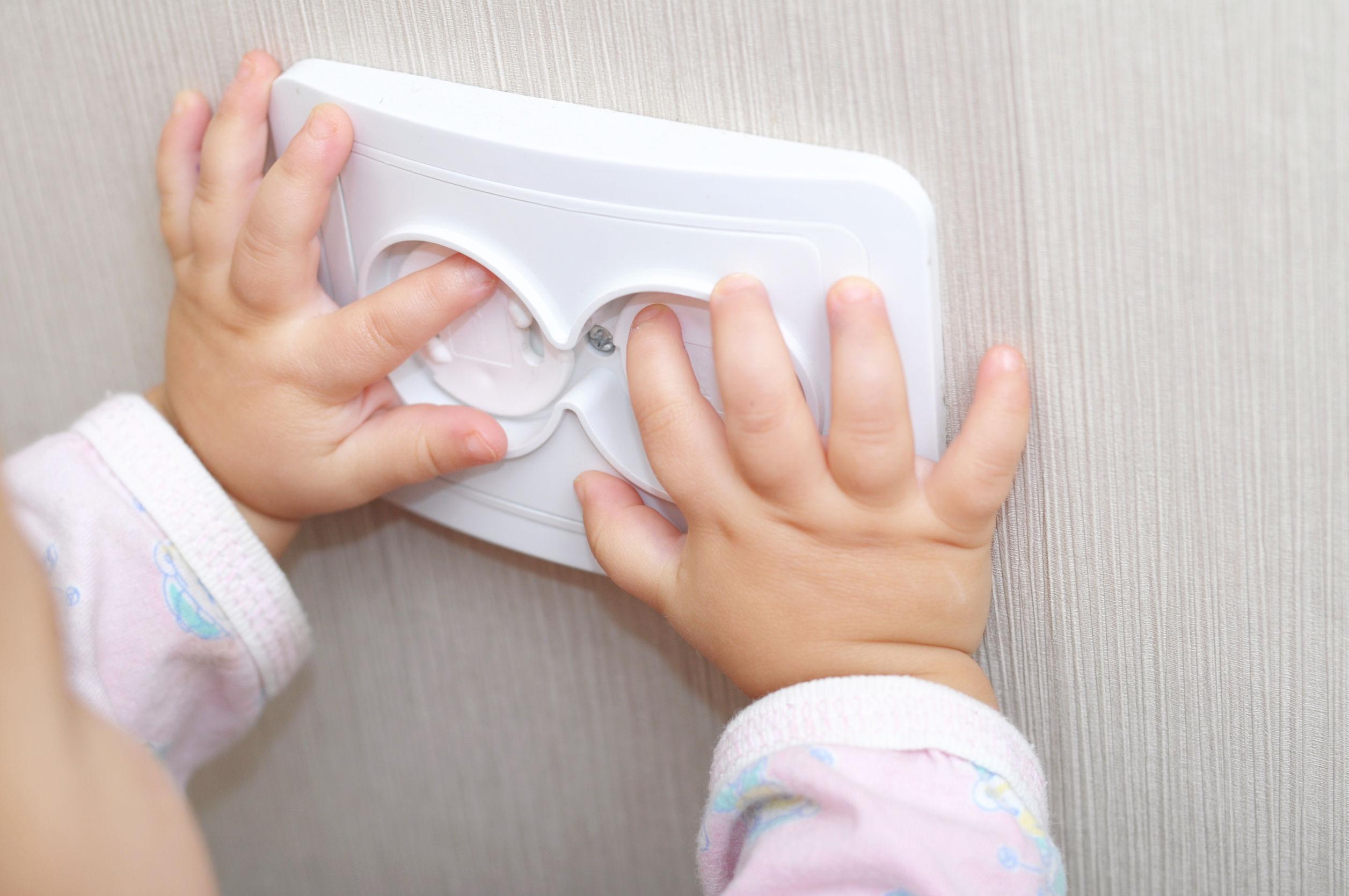 proteger tu casa para un bebé