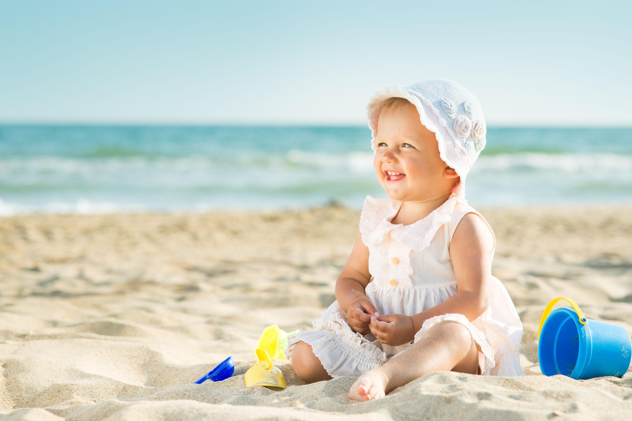 proteger a nuestro bebé del sol