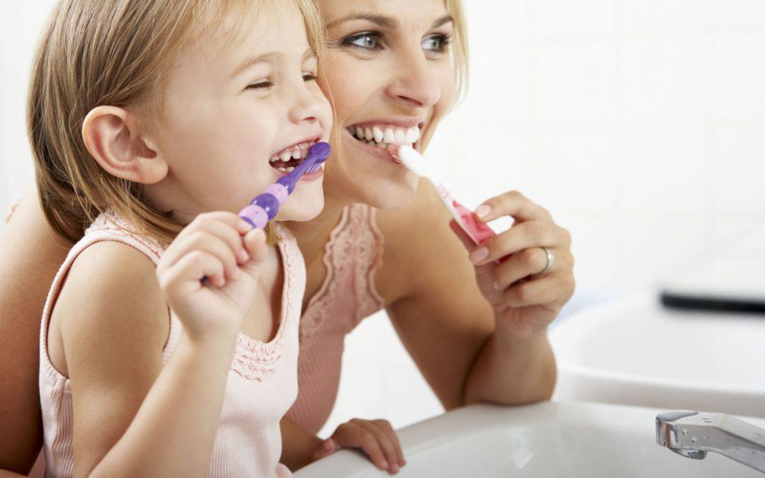 Las 10 mejores pastas de dientes para niños