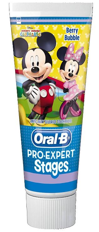mejores pastas de dientes para niños
