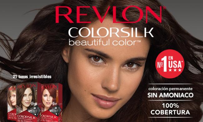 Prueba Gratis Revlon Colorsilk beautiful color