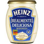 cupón descuento de mayonesa Heinz