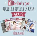 Gratis la revista Mi bebé y yo