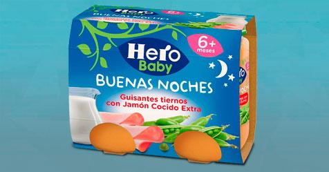 Muestra Gratis de Hero Baby Buenas Noches