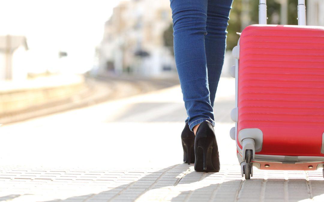 ¿Viaje de pocos días? Viajar con muestras