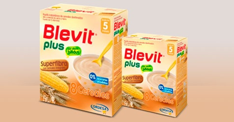 Consigue una Muestra Gratis de Blevit Plus 8 Cereales