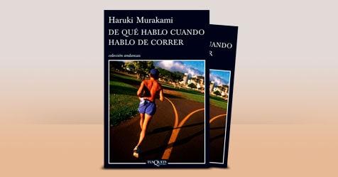 Consigue una Muestra Gratis del libro 'De qué hablo cuando hablo de correr'