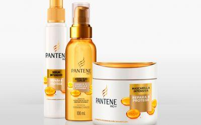 descuento de productos Pantene