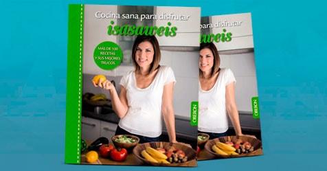 Consigue una Muestra Gratis del libro de recetas de Isasaweis