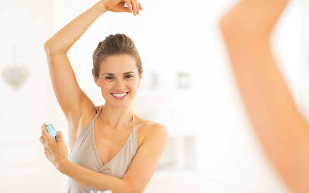 Los 5 mejores desodorantes para mujer