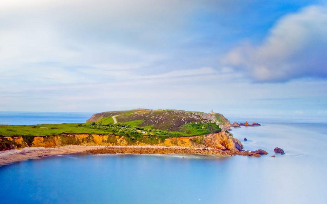 Las 5 playas más románticas de Francia