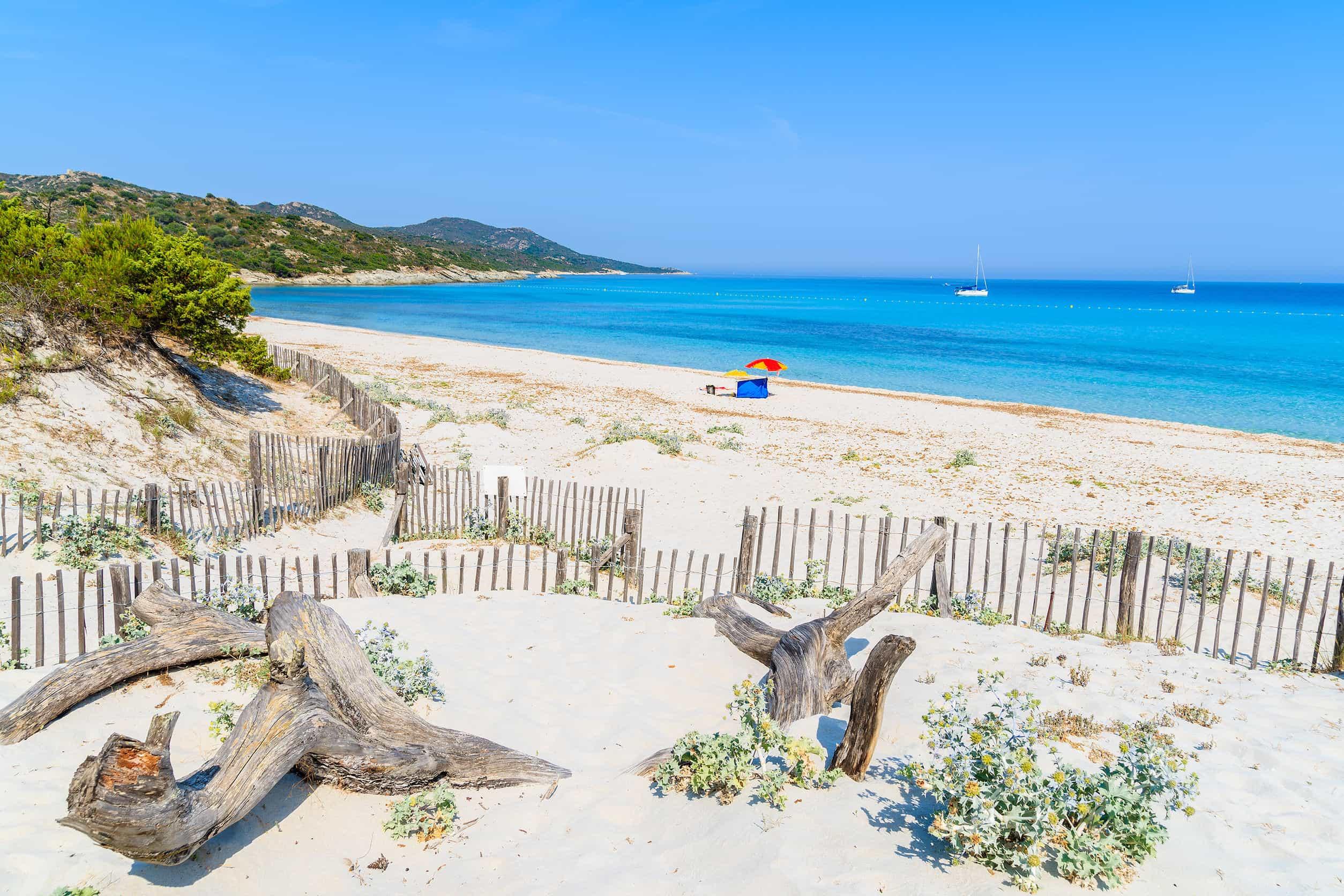 playas más románticas de Francia