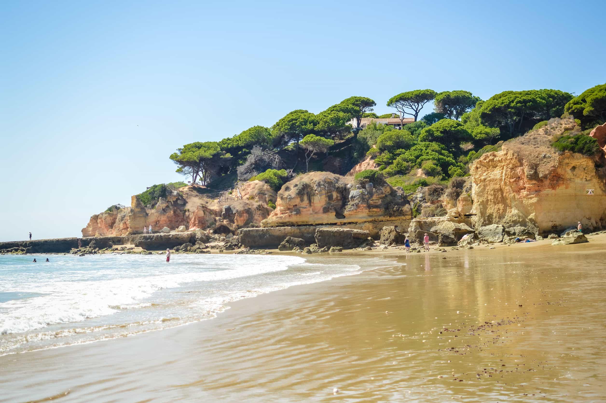 playas más románticas de Portugal