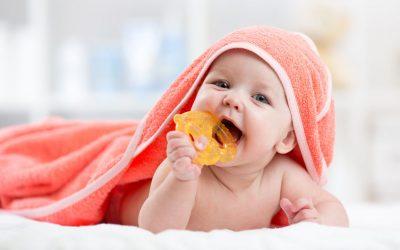 mejores mordedores para bebé