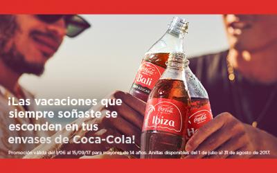 un viaje cada día con Coca-Cola