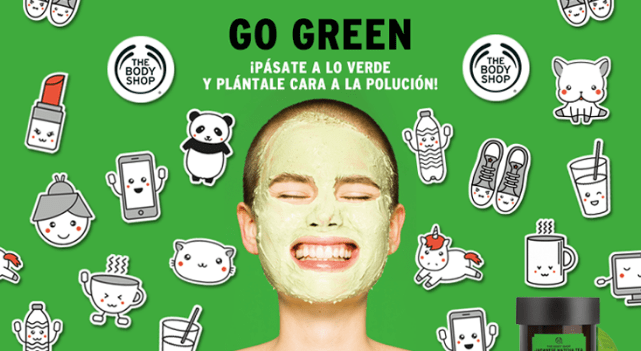 Muestra Gratis de la Mascarilla Antipolución de The Body Shop