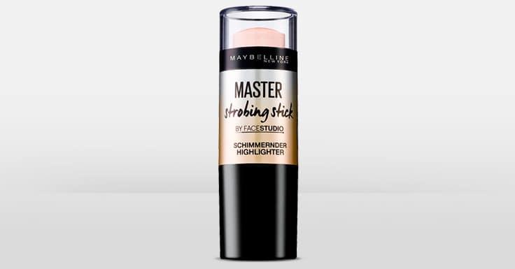 Consigue una muestra gratis de Master Strobing de Maybelline