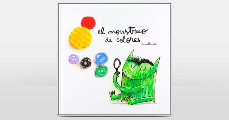 Consigue una muestra gratis del libro El Monstruo de Colores