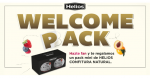 gratis un pack mini de Helios Confitura Natural