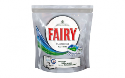 descuento de 2 euros para Fairy Platinum