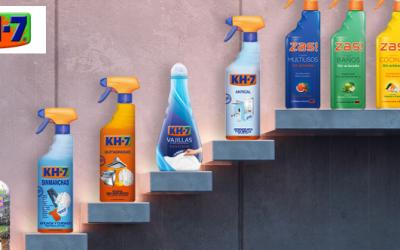 gratis un lote de productos KH-7