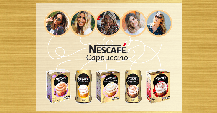 Llévate gratis un pack de Cappuccino Nescafé