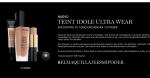 muestra gratis de Teint Idole Ultra Wear de Lancôme