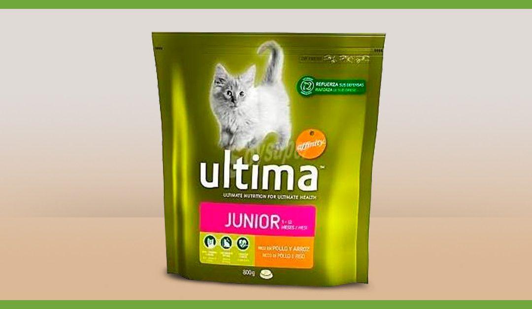 Consigue una muestra gratis de Ultima Junior