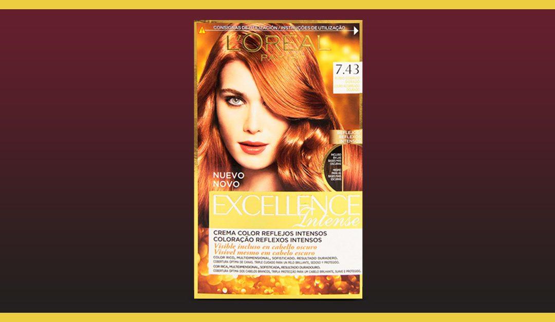 Consigue una muestra gratis de Garnier Excellence