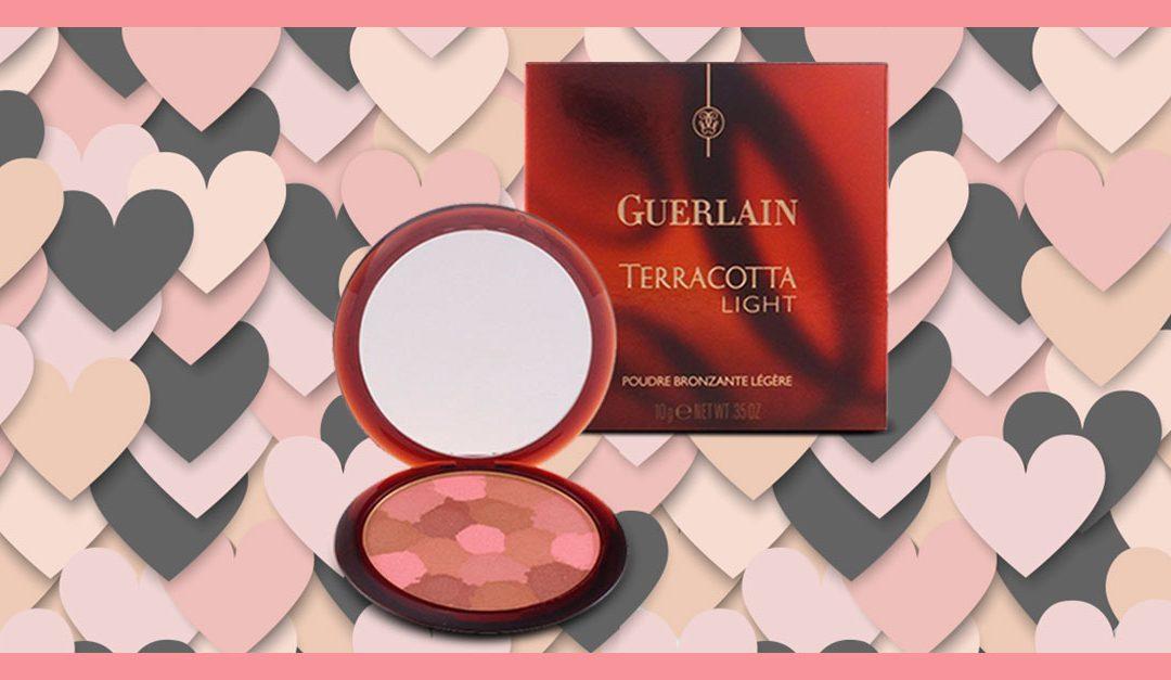 Consigue una muestra gratis de Terracotta Light de Guerlain