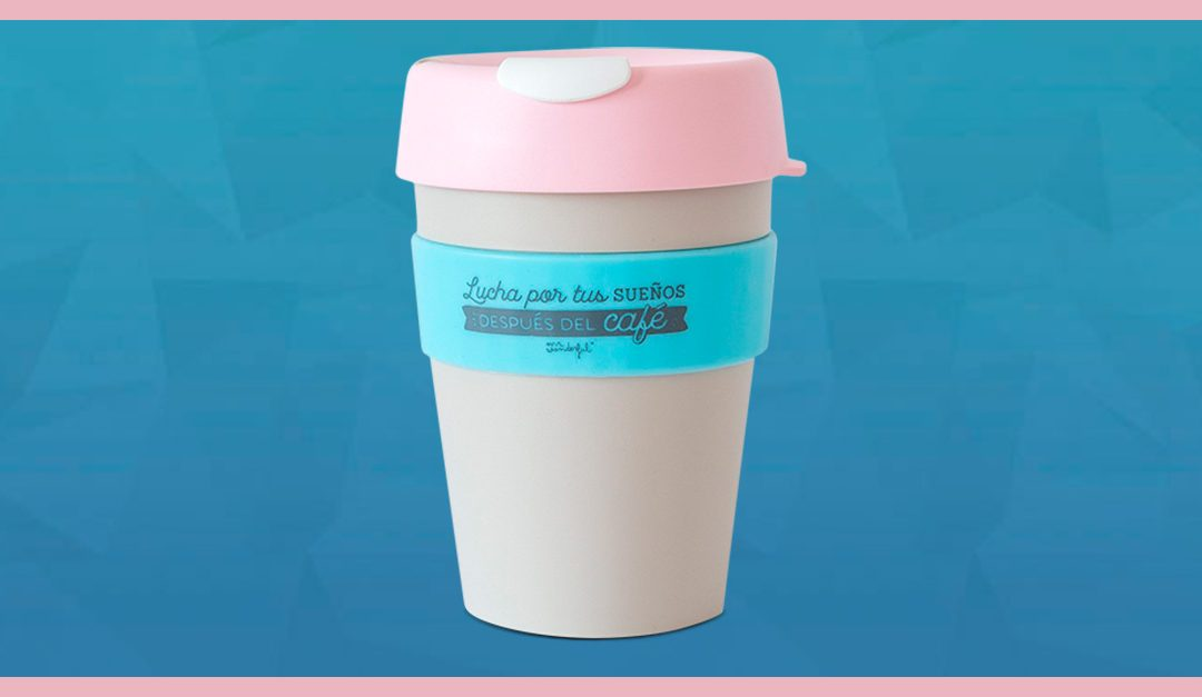 ¡Consigue gratis una taza Mr. Wonderful!