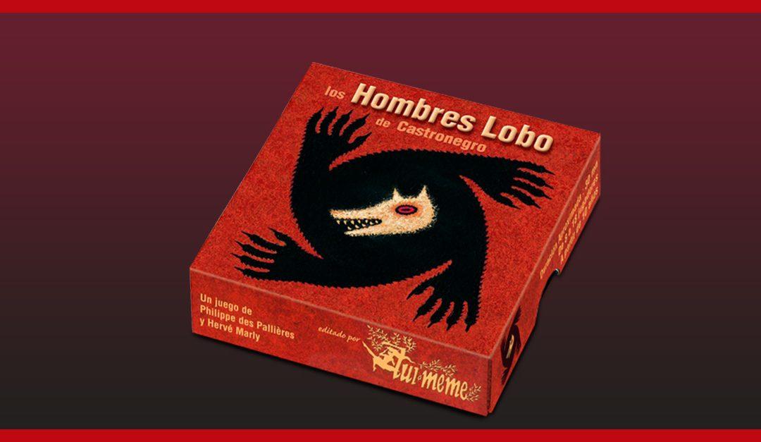 Consigue una muestra gratis del juego Los Hombres Lobo de Castronegro