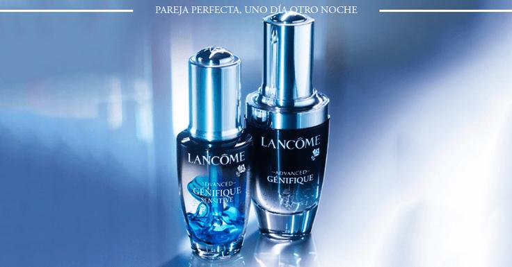 Llévate gratis una muestra de Advanced Génifique de Lancôme