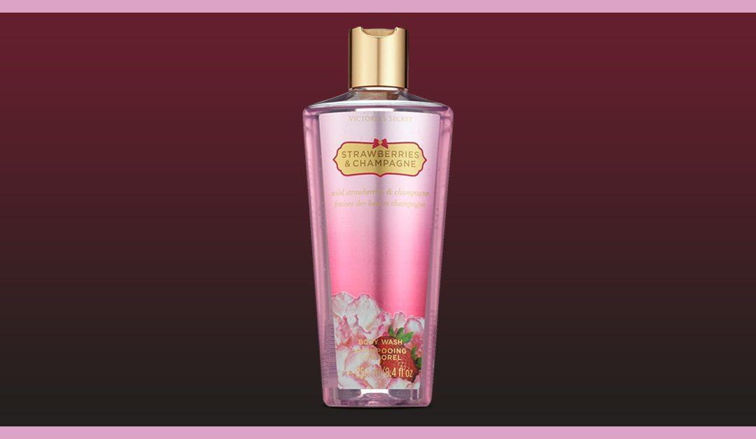 Consigue una muestra gratis del gel de ducha Victoria's Secret